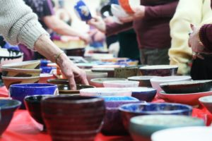 Good Shepherd Caregivers Potters Bowl